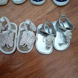 Shoes - Girl baby shoes